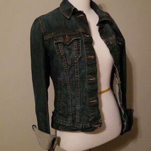 Old Navy jean jacket womens size Medium